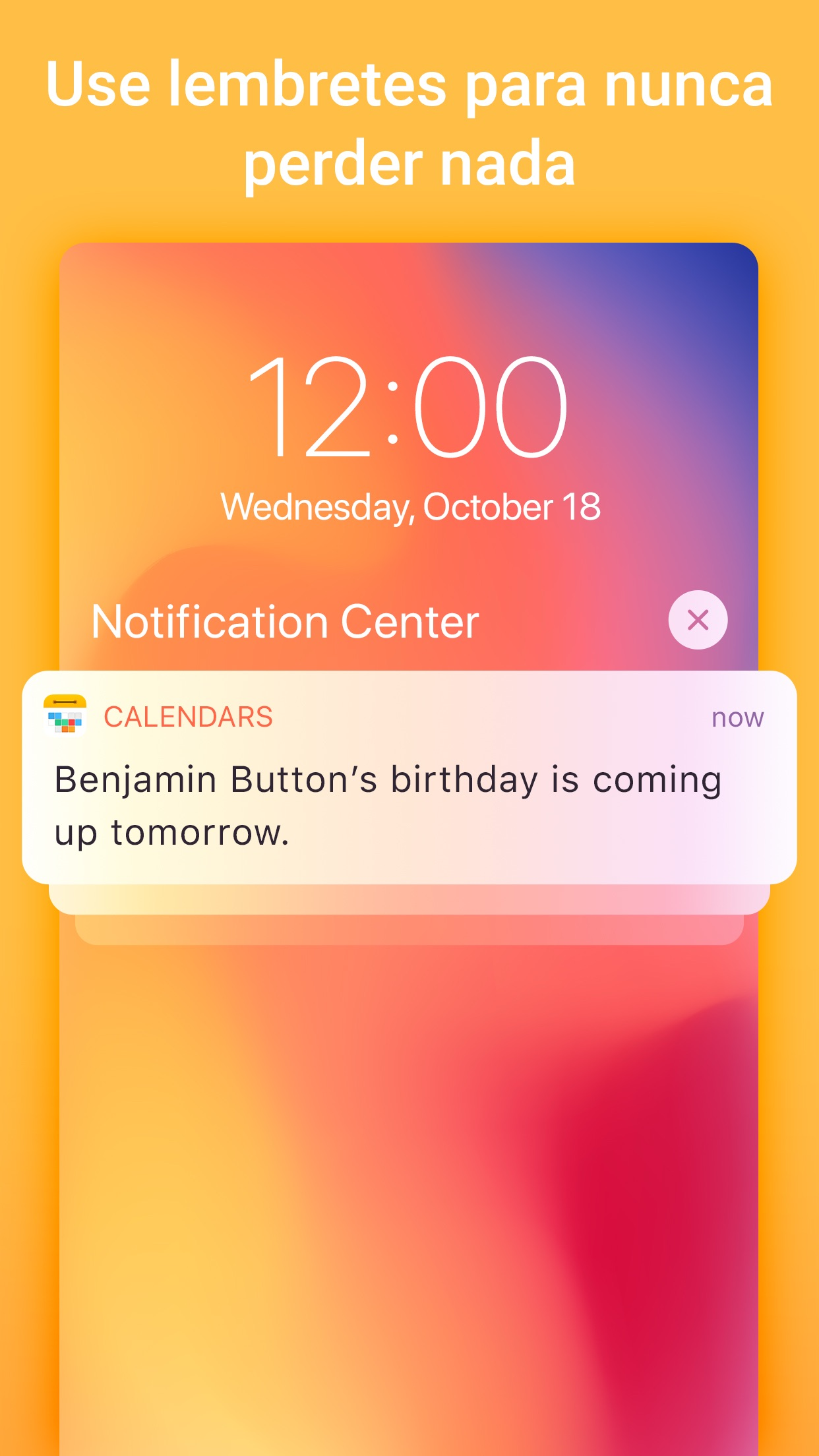 Screenshot do app Calendars 5 da Readdle
