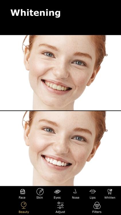 Shape: face photo editor