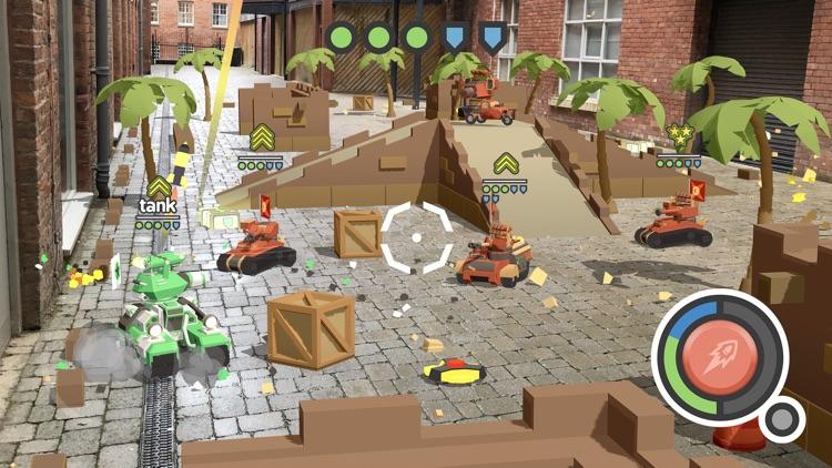 AR Tanks screenshot-6