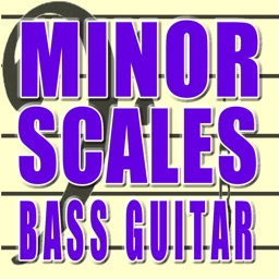 Minor Scales Bass Guitar