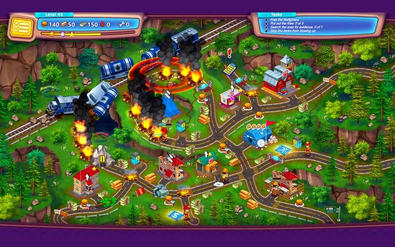 Rescue Team: Evil Genius screenshot 2