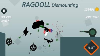 Ragdoll Dismountingのおすすめ画像2
