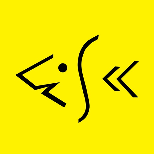 yellowfish sushi icon