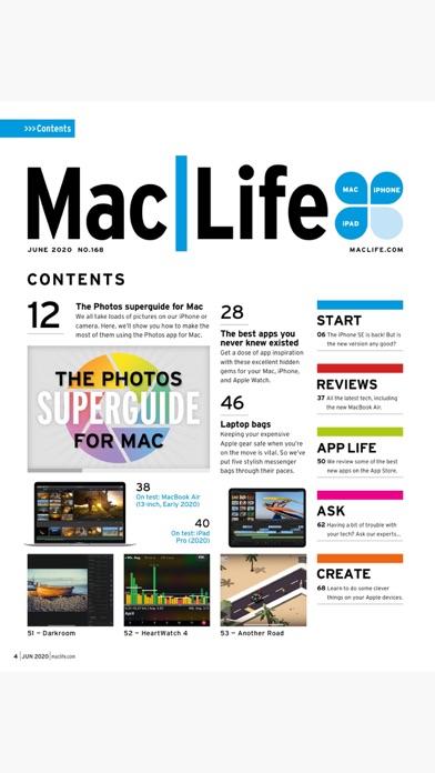 Mac Life: iOS Edition Screenshot