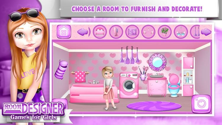 Room Designer Game.s for Girls screenshot-4