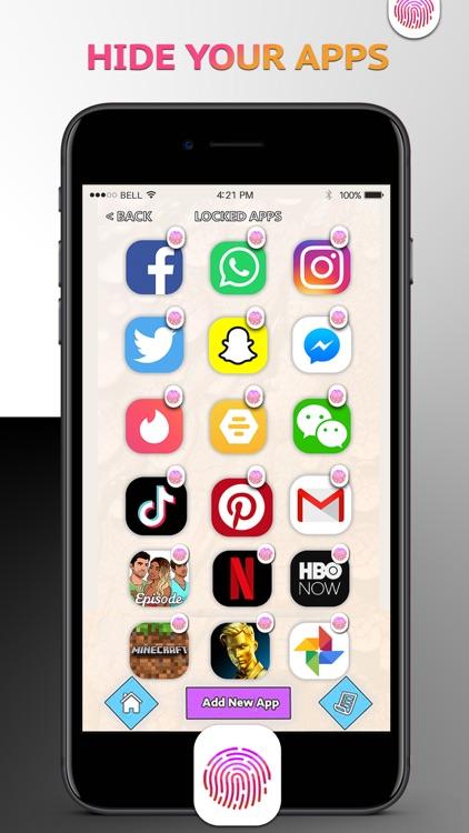 App lock: Hide Apps & Password