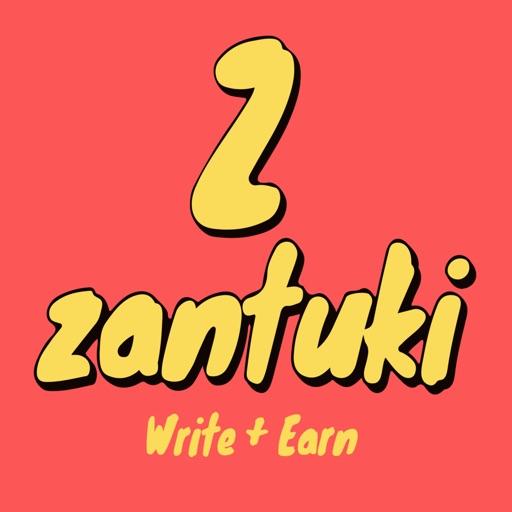 Zantuki Write & Earn