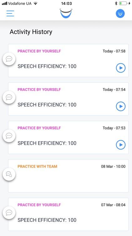 AmplioSpeech screenshot-4