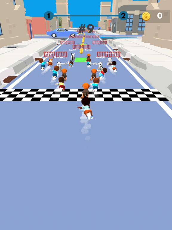 Animal Racing.io screenshot 6
