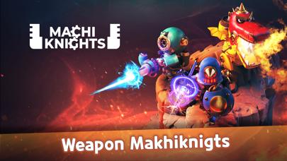 Machiknights - Blood Bagos screenshot #1