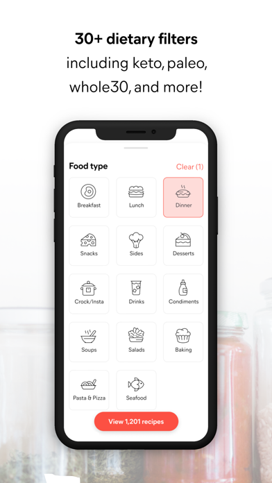 Dashing Dish Screenshot