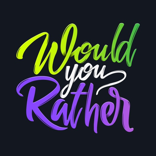 Would You Rather - Party Fun