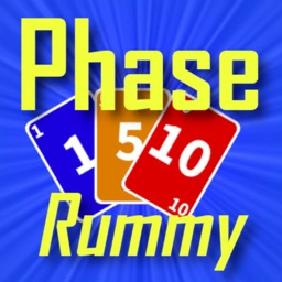 Phase Rummy card game
