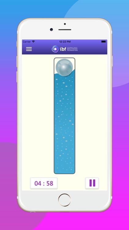 IBF Breathing App screenshot-3