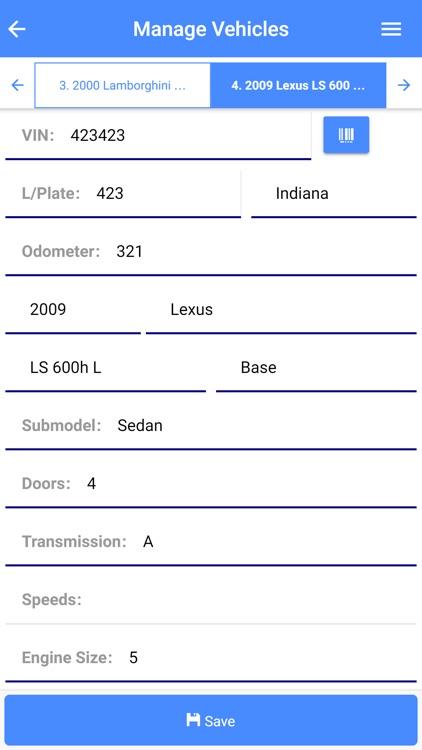 Auto Repair Cloud for iPhone screenshot-5