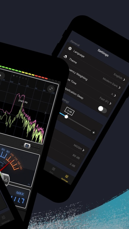 Decibel X:dB Sound Level Meter screenshot-6