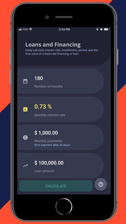 Financial Calculator Invest screenshot-3