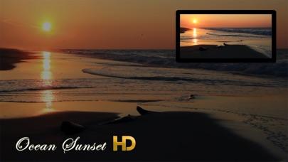 Ocean Sunset HDのおすすめ画像1