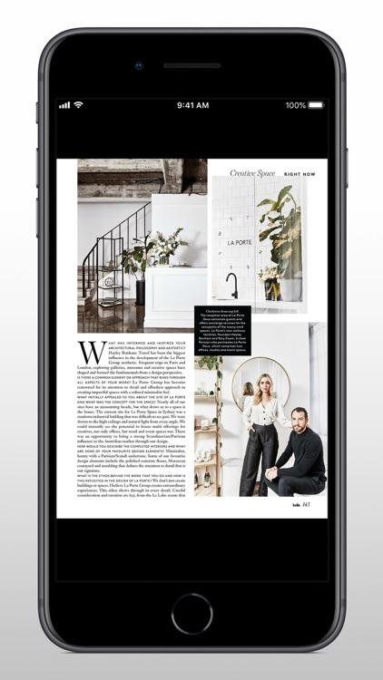 Belle Magazine Australia