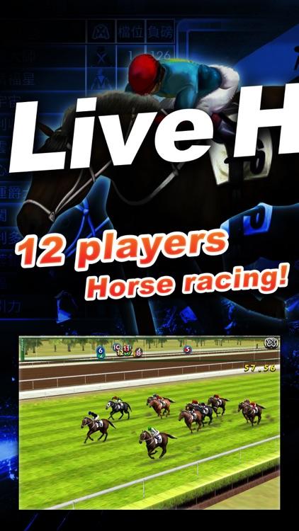 iHorse GO: Horse Racing screenshot-0