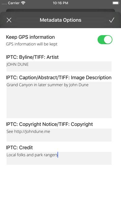 Big Photo review screenshots
