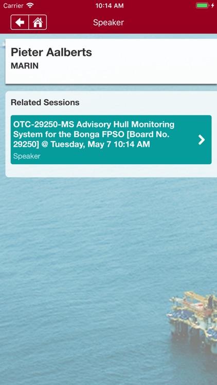 OTC Events screenshot-4