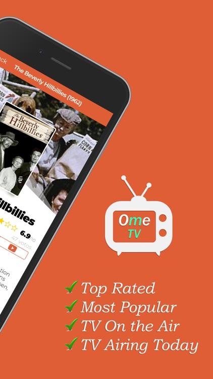 OmeTV Shows Tracker