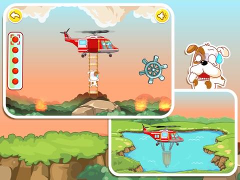 パンダの消防士ーBabyBusのおすすめ画像2
