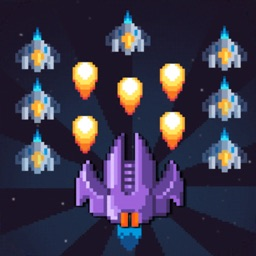 Galaxy war, Space shooter