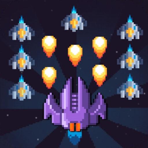 Galaxy war, Space shooter