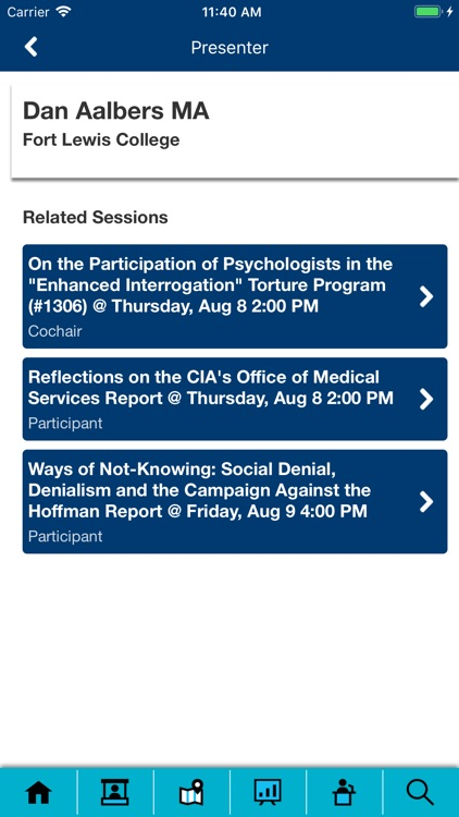 APA Annual Convention screenshot-3