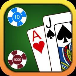 Blackjack Gambling Simulator By Netviking Ab