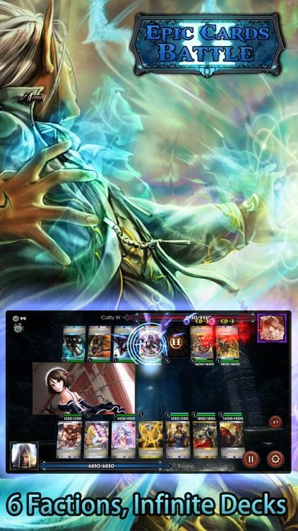Epic Cards Battle 2 screenshot-3