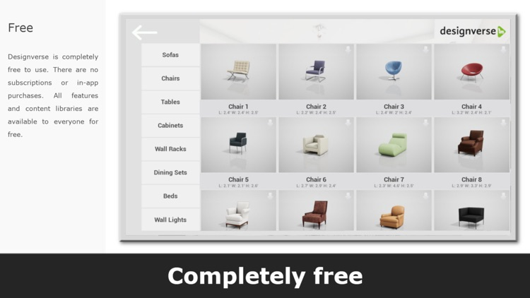 Designverse: Design Home Decor screenshot-7
