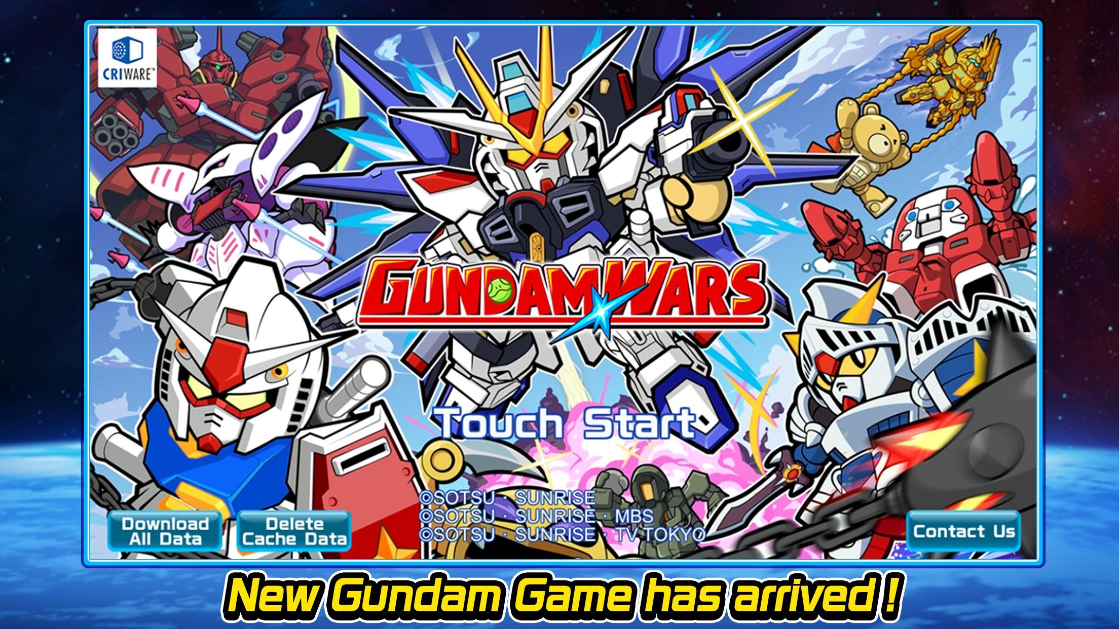 LINE: GUNDAM WARS Screenshot