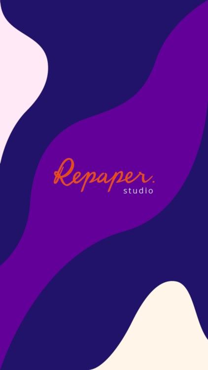 Repaper Studio for smartphone