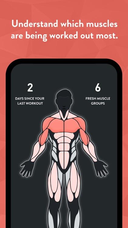 Fitbod Gym & Home Workout Log screenshot-8