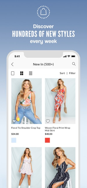 c443dd8e27b8  boohoo – Clothing & Fashion on the App Store