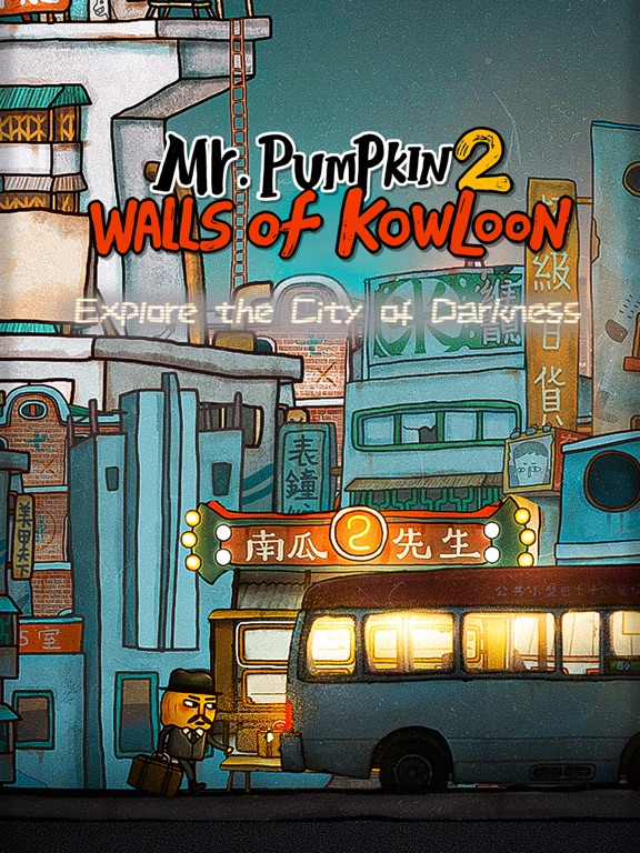 Mr Pumpkin 2: Walls of Kowloon