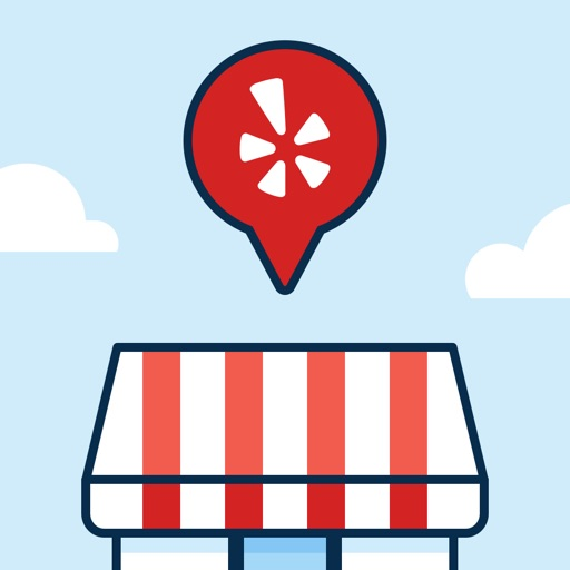 Yelp for Business Owners iOS App