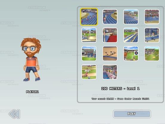Stadium Heroes Summer Games screenshot 11