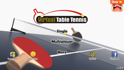 Virtual Table Tennis ScreenShot9