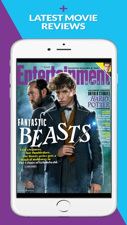 Entertainment Weekly Magazine screenshot-3