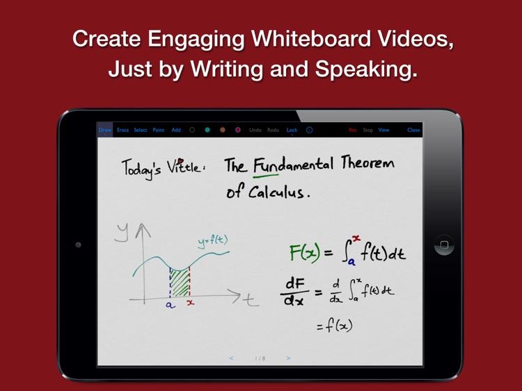Vittle Pro Video Whiteboard