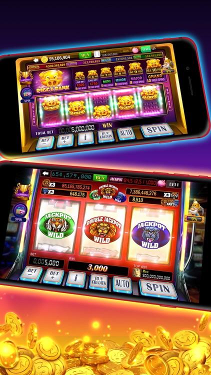 Classic Slots - Casino Games screenshot-3