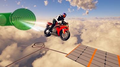 極端 自転車 スタント シミュレータ - オートバイ ゲームのおすすめ画像1
