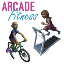 Arcade Fitness Bike & Run