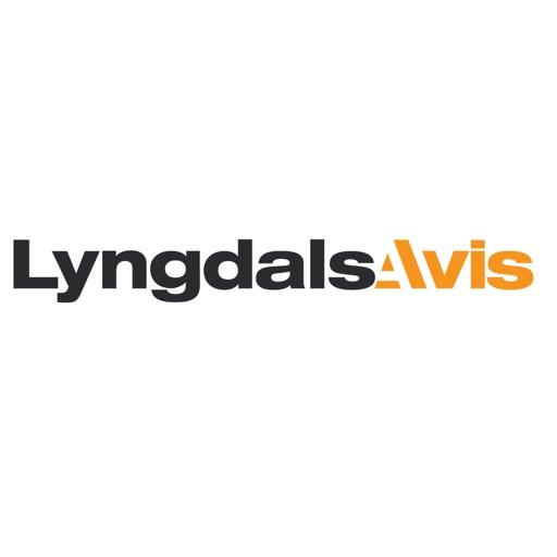 Lyngdals Avis app logo
