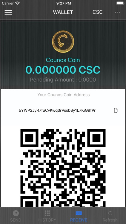 Counos Mobile Wallet by CSC Int GmbH