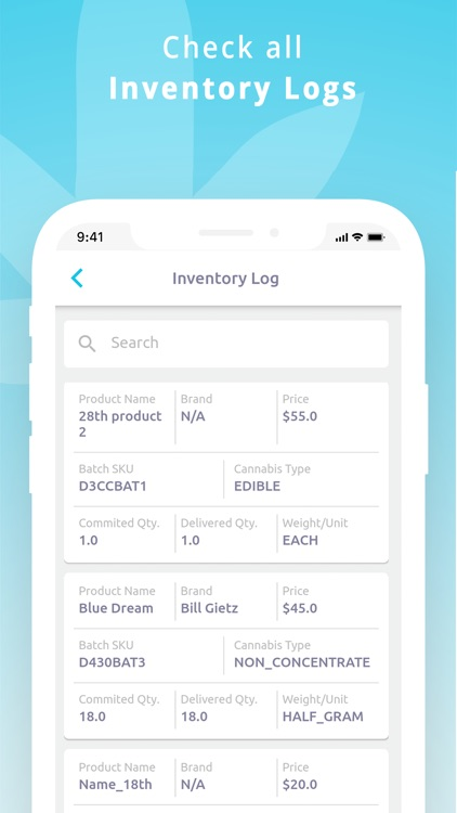 BLAZE Delivery screenshot-7